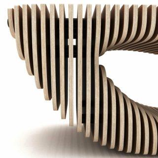 скамейка из фанеры
