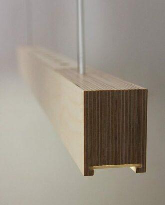 мебель из фанеры - светильник
