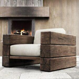 параметрическая мебель дизайн кресла